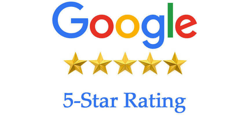 Garage Door Repair google 5 star