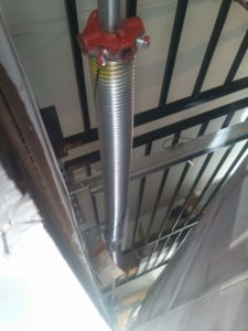 Garage door spring repair rancho cucamonga