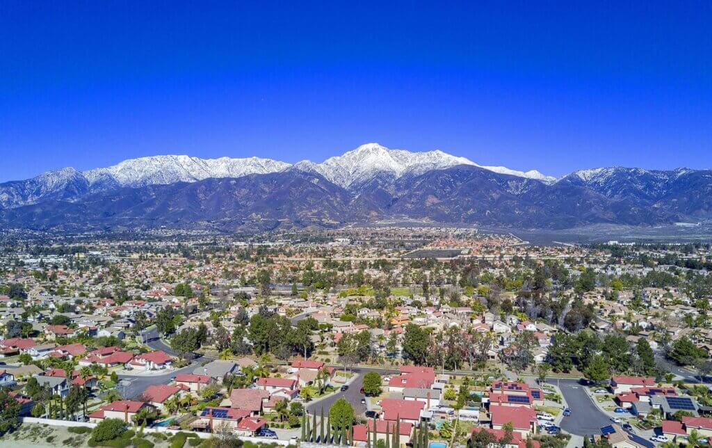 The city of Rancho Cucamonga